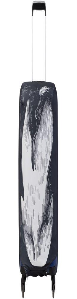 Чехол для чемодана «Пингвин» фото