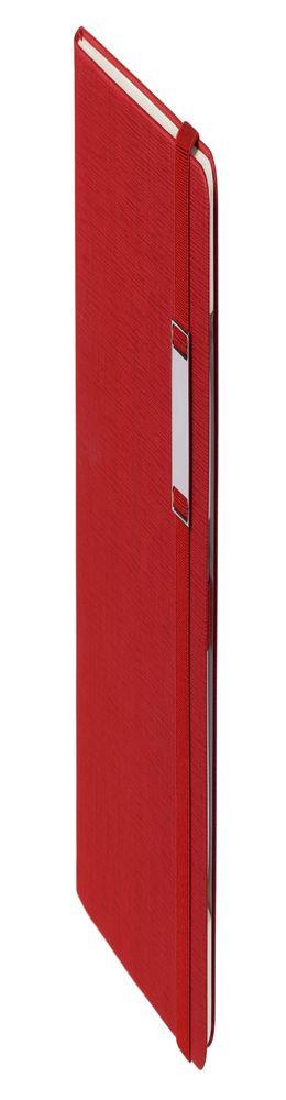 Блокнот «Энигма», красный фото