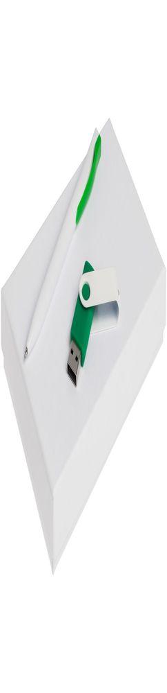 Набор Twist White, белый с зеленым, 16 Гб фото