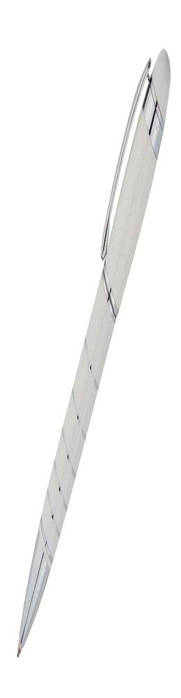Ручка шариковая Fame с футляром, белая фото
