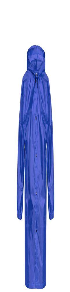 Дождевик унисекс Rainman, ярко-синий фото