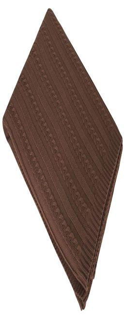 Плед Comfort, темно-коричневый (кофейный) фото