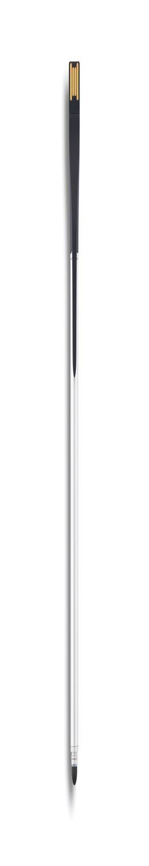 Ручка-стилус Point   01 с флешкой на 4 ГБ, черный фото