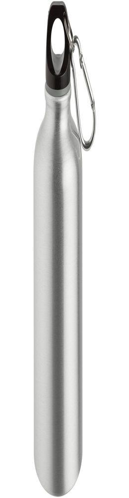 Бутылка для спорта Re-Source, серебристая фото