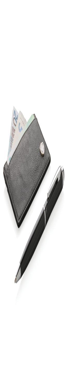 Набор Swiss Peak: бумажник с защитой от сканирования RFID и шариковая ручка фото