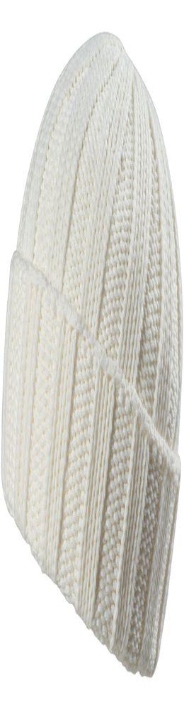 Шапка Chain Stroll, молочно-белая фото