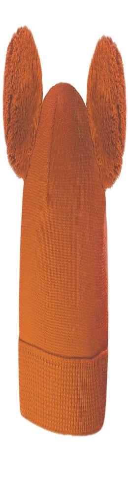 Шапка Funny, оранжевый фото