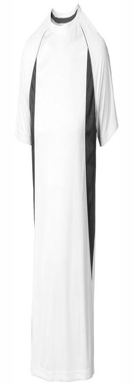 Мужская футболка Cool fit, белый/черный фото