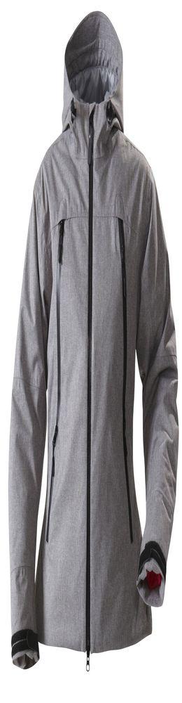 Куртка женская ELIZABETH, серый меланж фото