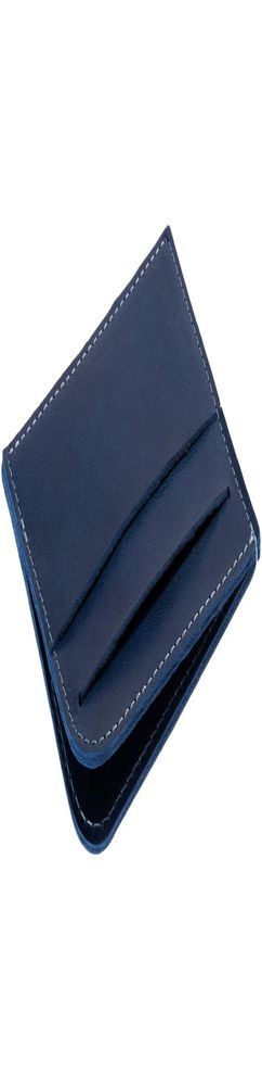Чехол для карточек Apache, синий фото