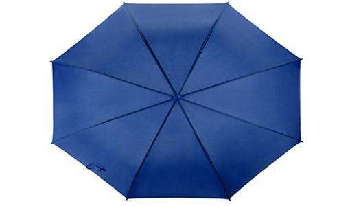 Зонт-трость полуавтоматический с пластиковой ручкой фото