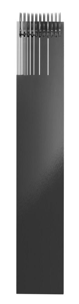 Непромокаемый блокнот Gus, серый фото