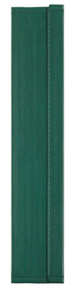 Inspire Ежедневник Left, недатированный, зеленый фото