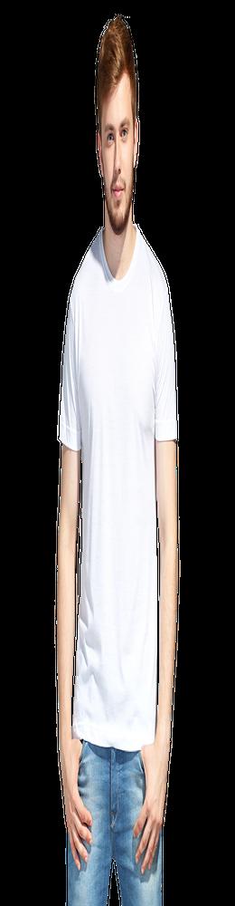Мужская футболка StanEvent 52, белый фото