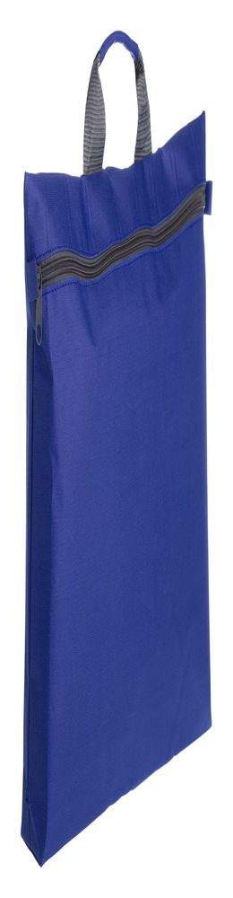 Конференц-сумка Unit Portfolio, синяя фото