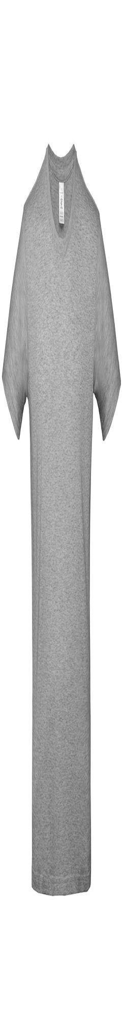 Футболка E190 серый меланж фото