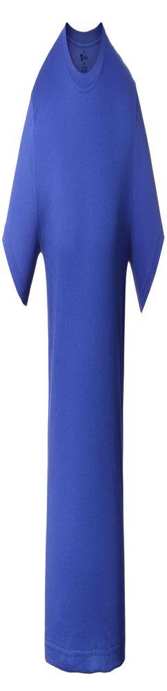 Футболка T-Bolka 160, ярко-синяя фото