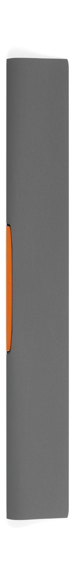230400-9 Папка DURASWING COLOR с оранжевым клипом фото