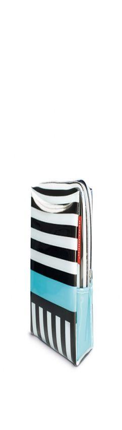 Косметичка black stripes малая фото