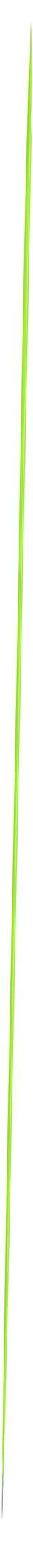 N6, ручка шариковая, зеленое яблоко, пластик
