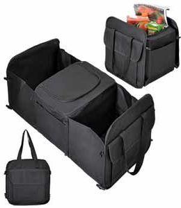 Органайзер с термоотсеком для автомобиля (в багажник) фото