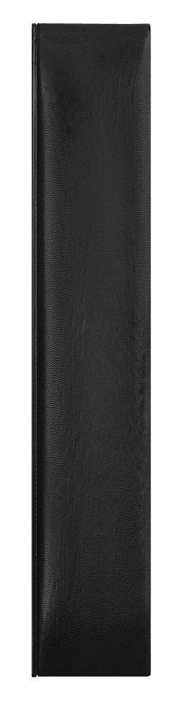 Ежедневник Manchester 5463 145x205 мм, черный , белый блок, черно-синяя графика, 2019 фото