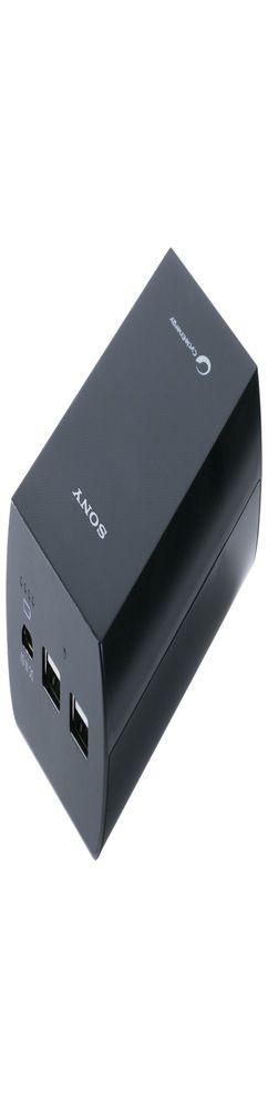 Внешний аккумулятор Sony 20000 мАч, черный фото