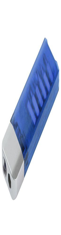 Отвертка с фонариком Miner, синяя фото