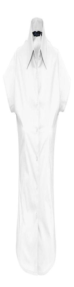 Рубашка женская с коротким рукавом EXCESS, белая фото