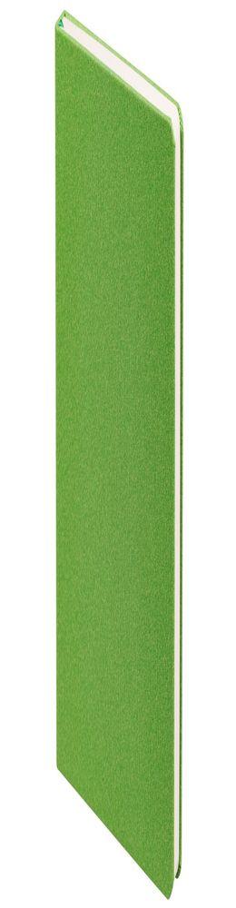 Ежедневник Lounge, недатированный, зеленый фото