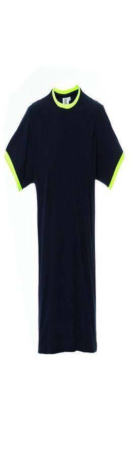 LIPSIA футболка круглый вырез темно-синий фото