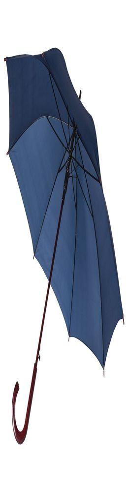 Зонт-трость Unit Standard, темно-синий фото