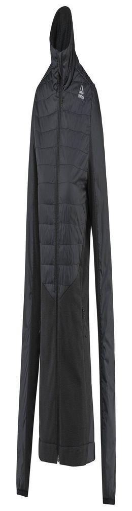 Куртка женская Outdoor Combed Fleece, черная фото