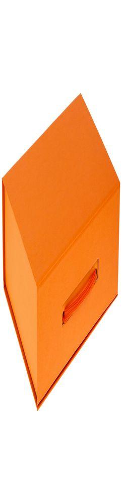 Коробка Matter, оранжевая фото