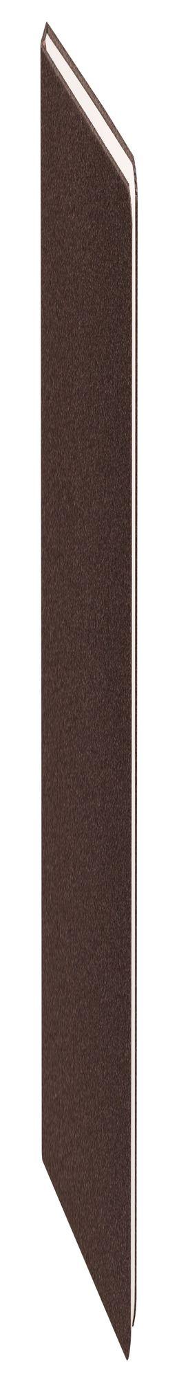 Ежедневник Lounge, недатированный, коричневый фото