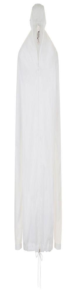 Ветровка унисекс SHIFT, белая фото