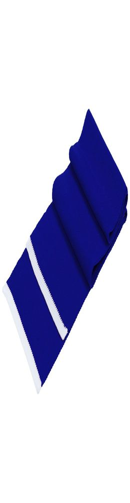 Шарф Best, ярко-синий фото