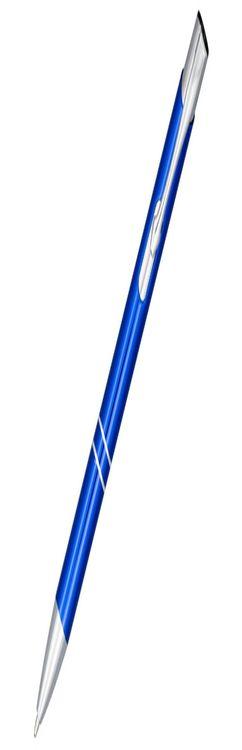 Ручка металлическая шариковая «Alana» фото
