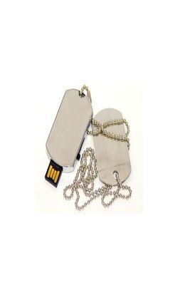 Флешка Военный жетон, металлическая, 8Гб фото