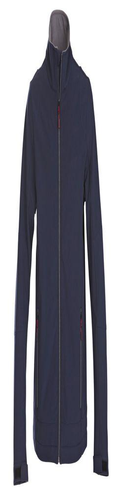 Куртка софтшелл мужская TRIAL, темно-синяя фото