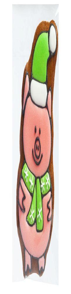 Имбирное печенье Ginger Pig Green фото
