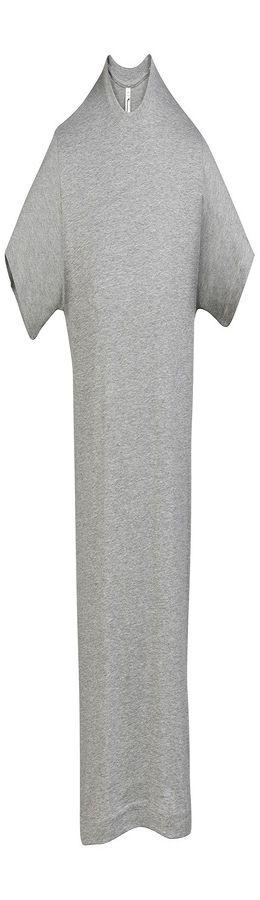 Футболка мужская Regent, серый меланж фото