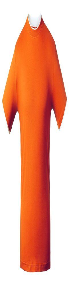 Унисекс футболка T-bolka Accent, оранжевая фото