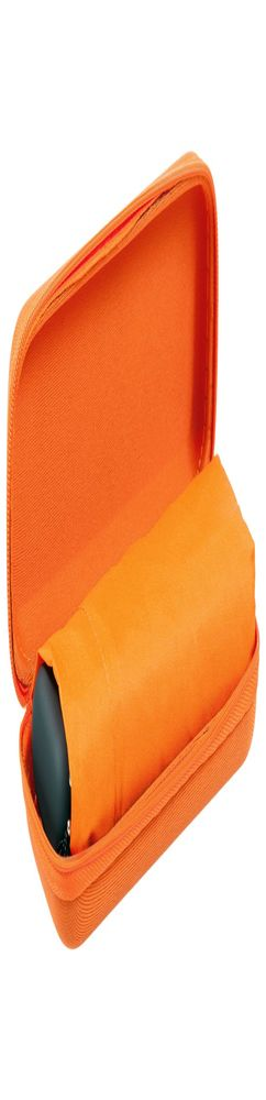 Зонт Unit Five, оранжевый фото