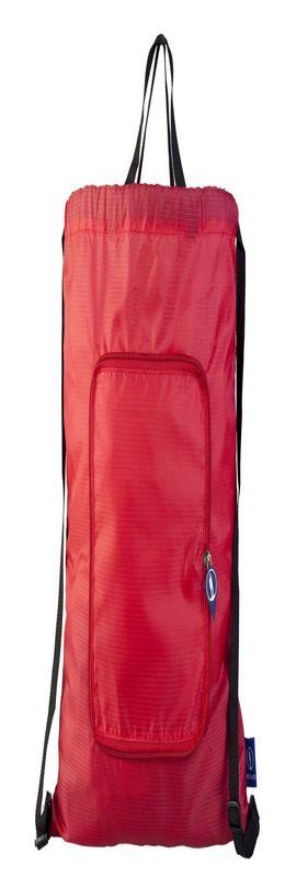 Рюкзак Arni, складной, красный фото