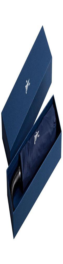 Складной зонт «Зенит», темно-синий фото