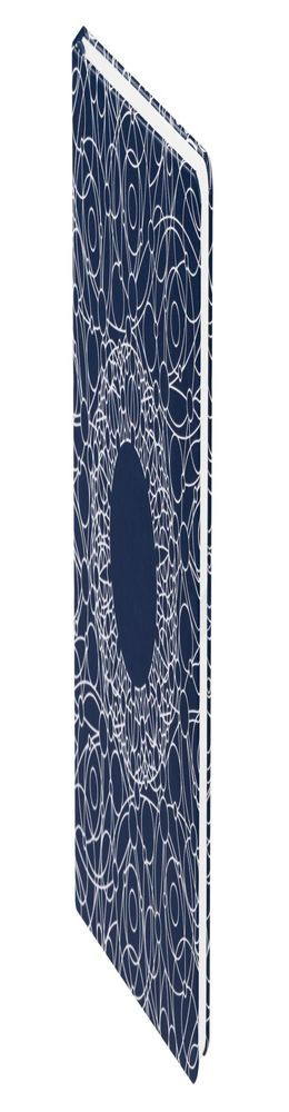 Блокнот «Раскраска», синий фото