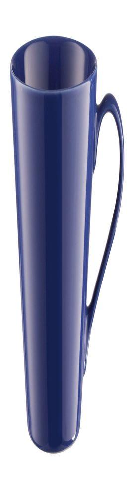 Кружка Bell, синяя фото