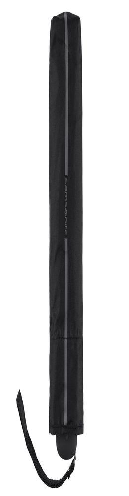 Зонт складной R-Plu Ultra Mini, черный фото