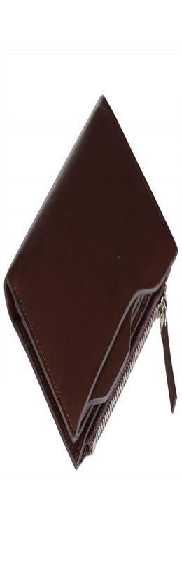 Бумажник Webster, коричневый фото